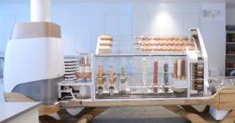 Robot creator cocina hamburguesas de Momentum Machine