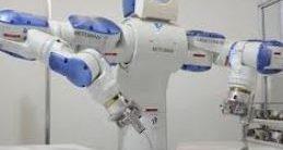 Robot cocinero Motoman SDA10