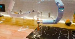 robot cocinero de Samsung se llama Bot Chef