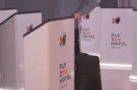 Fly Zoo, el hotel con robots de Alibaba