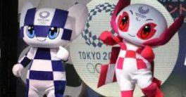 Los robots japoneses formarán parte de las próximas Olimpiadas
