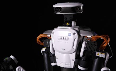 Un robot de nombre Nextage el rey de la industria oriental
