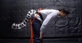 Científicos de Japón crean una cola biónica