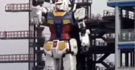 Gundam Global Challenge, el Android diseñado en Japón réplica de los androides de Anime