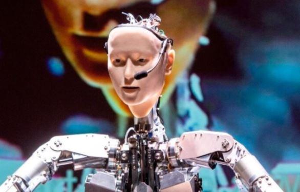El Android humanoide que logra toma sus propias decisiones