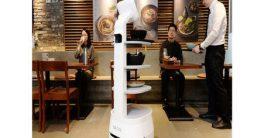 Woowa Brothers y LG se unen para realizar robots camareros